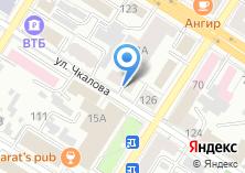 Компания «Serebro» на карте