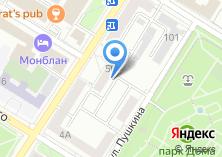 Компания «1001 мелочь» на карте