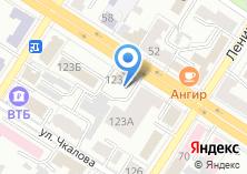 Компания «Тенкан» на карте