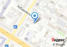 Компания «Киндай» на карте