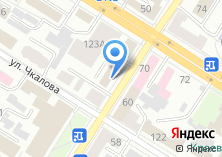 Компания «Центр защиты леса Забайкальского края» на карте