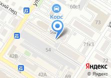 Компания «Строящееся административное здание по ул. Богомягкова» на карте