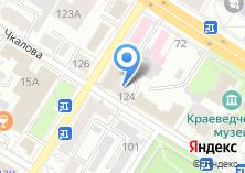 Компания «ЗАБАЙКАЛЬСКИЙ ЦЕНТР ПРОФОРИЕНТАЦИИ И РАЗВИТИЯ ЛИЧНОСТИ» на карте