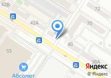 Компания «Калипсо» на карте