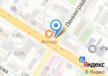 Компания «Парикмахерская эконом-класса на Бабушкина» на карте
