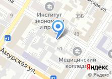Компания «Центр охраны и сохранения объектов культурного наследия Забайкальского края» на карте