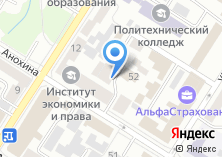 Компания «Нархоз» на карте