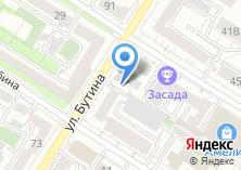 Компания «Сити Экспресс» на карте