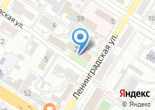 Компания «Здравпункт» на карте