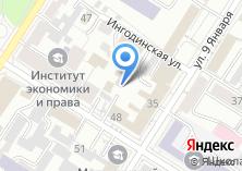 Компания «Стройарсенал-Байкал» на карте
