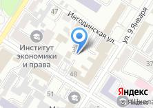Компания «Судебно-экспертное агентство» на карте