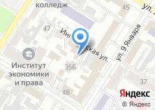 Компания «Аккумуляторы» на карте