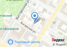 Компания «Управление МВД России по Забайкальскому краю» на карте
