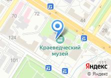 Компания «Забайкальский краевой краеведческий музей им. А.К. Кузнецова» на карте