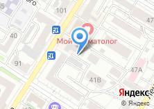 Компания «Бубнов project» на карте