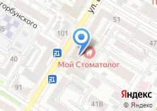 Компания «Эстье» на карте