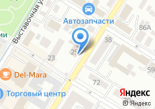 Компания «Экспресс-издательство» на карте