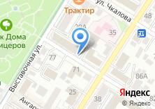 Компания «ДОМОВОЙ» на карте