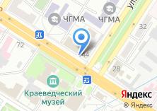 Компания «Диагностическая поликлиника» на карте