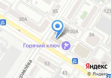 Компания «Адвокатский кабинет Прохорова А.Н» на карте