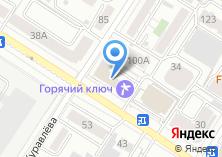 Компания «Первый визовый центр» на карте