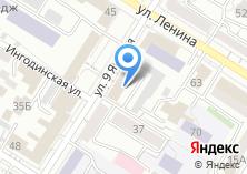 Компания «ЗабГУ» на карте