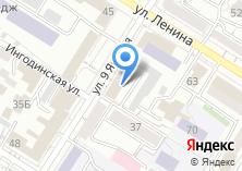 Компания «Шанс+» на карте