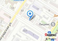 Компания «Библиотека №21 им. В.И. Балябина» на карте