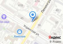 Компания «Dеловое» на карте