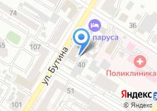 Компания «НЕВАДА» на карте