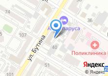 Компания «Гарантийный фонд Забайкальского края» на карте