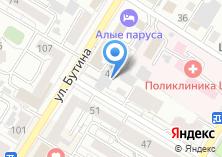 Компания «Двин» на карте