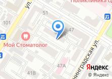 Компания «Восточно-Сибирская Государственная академия культуры и искусств» на карте