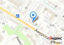 Компания «Строящееся административное здание по ул. Николая Островского» на карте