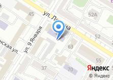 Компания «Профессиональное училище №35» на карте