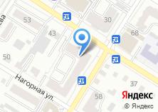 Компания «Барсан» на карте