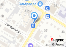 Компания «Кухни & Кухоньки» на карте