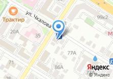 Компания «Анфилада» на карте