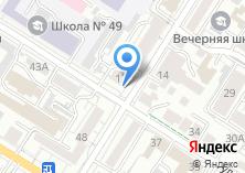 Компания «Бадархан» на карте