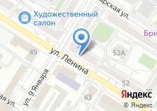Компания «Адвокат Новиков П.В.» на карте
