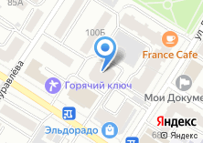Компания «Трансфер эксперт сервис» на карте