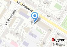 Компания «Стройфинанс» на карте