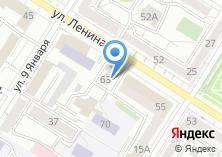 Компания «АртБригада» на карте