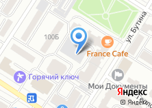Компания «Строящееся административное здание по ул. Бутина» на карте