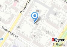 Компания «MAleno.ru» на карте