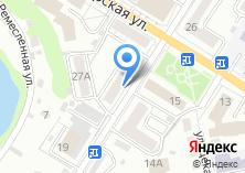 Компания «Хуа-Юань» на карте