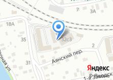 Компания «Забайкалье» на карте