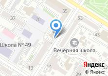 Компания «Экономник» на карте
