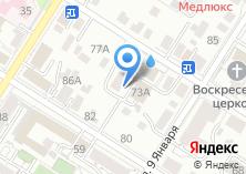Компания «Автодилер Плюс» на карте