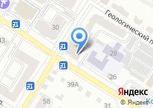 Компания «Кодар» на карте
